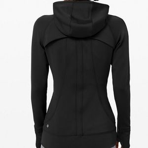 Lululemon Day Maker Full Zip Black Hoodie